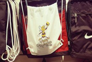 bolsa Santa Mónica club de basquet